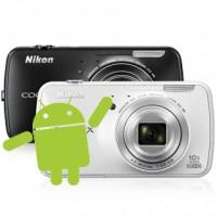 Nikon Coolpix S800c: 16megapixelový fotoaparát s Androidem, na kterém si zahrajete Angry Birds