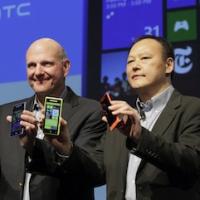 HTC společně s Microsoftem představilo nové telefony s Windows Phone 8 [záznam z keynote]