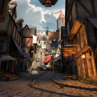Technologické demo Epic Citadel pro Android ke stažení!