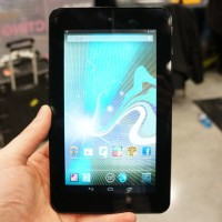 Hewlett Packard představil levný tablet Slate 7 podporou technologie Beats Audio