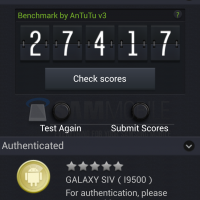 Samsung Galaxy S IV s procesorem Exynos 5 Octa je opravdový trhač asfaltu!