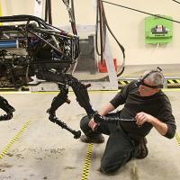 Google koupil firmu Boston Dynamics konstruující dechberoucí roboty