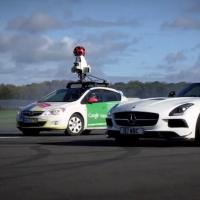 Google opět vyrazil ven! Nafotil testovací plochu z pořadu Top Gear