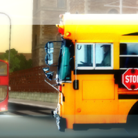 Bus Driver Pocket Edition: Místy to dddoocceella dost ccccuká