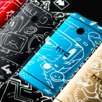 HTC se spojilo s tetovacím studiem, výsledkem je limitovaná edice topmodelu One