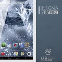 Firma Gooclever uvedla do prodeje tablet Insignia 785 PRO s atomovým základem