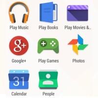Google změní design ikon svých aplikací v Androidu