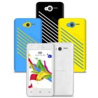 GOCLEVER Quantum 400: Smartphone střední pro dvě SIM, který je plný barev