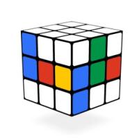 Rubikova kostka slaví 40 let, složte si ji v prohlížeči