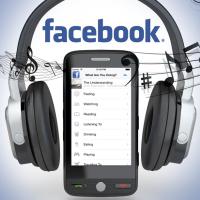 Facebook rozpozná, jakou skladbu posloucháte a na co se díváte
