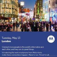 Motorola chystá tiskovou konferenci. Představí superlevný smartphone Moto E?