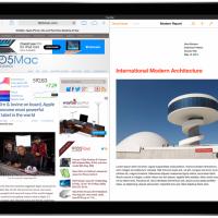 iOS 8 přinese přepracovaný multitasking. iPady se naučí spouštět více aplikací současně
