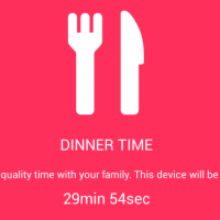 Tip na aplikaci: Kontrolujte přístup svých dětí na chytrá zařízení pomocí DinnerTime