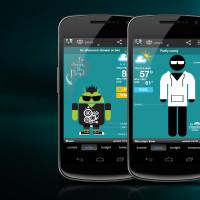 Nejlepší a nejpřesnější Android aplikace o počasí zdarma