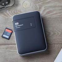 Externí disk My Passport Wireless rozšiřuje úložnou kapacitu mobilních zařízení