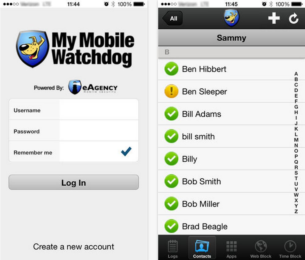 how to hack my mobile watchdog