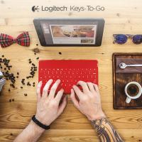 Logitech Keys-To-Go: Nejpřenosnější klávesnice navržená pro iPad, aby se vám na něm vždy a všude psalo snadněji