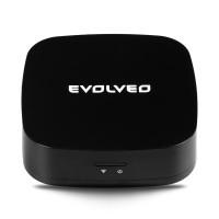 Evolveo AudioStreamer WiFi: Poslouchejte hudbu ze svého smartphonu na domácí zvukové aparatuře