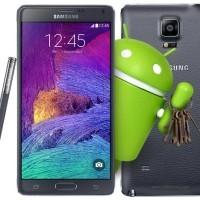 Samsung Galaxy Note 4 dostává update, který vylepšuje výkon a stabilitu