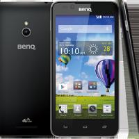 BenQ začal prodávat vlastní smartphony, zaujmou hlavně nenáročné