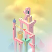 Apple dává k dispozici několik perfektních her za polovic, patří mezi ně Monument Valley nebo Terraria