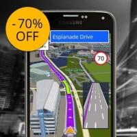 Černý pátek u Sygicu: Navigace pro Android zlevňuje o 70 procent
