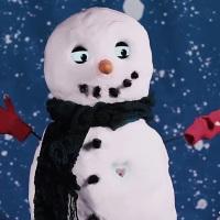 VIDEO: Samsung postavil sněhuláka, který koulí očima. A nejen to