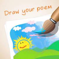 Aplikace Domaluj si říkanku rozvíjí u dětí obrazotvornost a fantazii