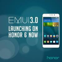 Startuje významná aktualizace uživatelského prostředí smartphonu Honor 6