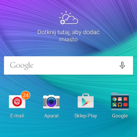 Samsung Galaxy Note 4 získává Android 5.0.1 Lollipop, ale zatím jen v Polsku