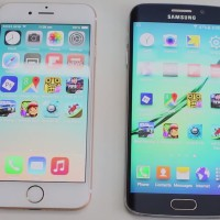 VIDEO: Samsung Galaxy S6 edge v testu jasně poráží iPhone 6