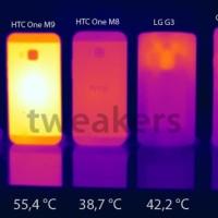 Nové HTC One M9 se silně přehřívá. Viníkem je údajně nefinální software