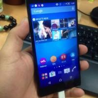 Sony Xperia Z4: Vzhled už není tajemstvím. Mrkněte na fotky