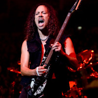 Kirk Hammett ztratil iPhone s 250 riffy pro nové album Metallicy
