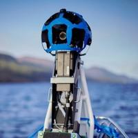 Google nasnímal Lochnesské jezero pro Street View. Vydejte se po stopách Nessie