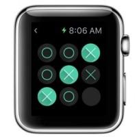 První česká hra pro Apple Watch? Piškvorky OXO Tic Tac Toe Watch!
