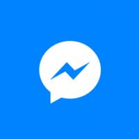 Facebook Messenger má vlastní webovou stránku. Vypadá podobně jako na mobilech