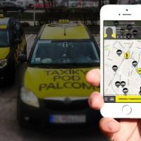 """HOPIN taxi: Objednali jsme si v Praze """"tágo"""" přes aplikaci"""