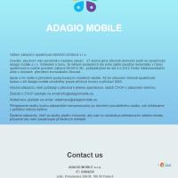 Vyjádření ČTÚ k omezení služeb virtuálního operátora Adagio Mobile