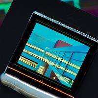 Podívejte se! Tento miniaturní OLED displej má neuvěřitelných 1677 ppi!