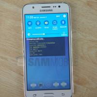 Samsung Galaxy J5: Podívejte se na nové fotografie (+ specifikace)