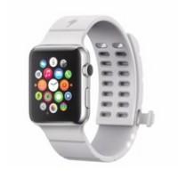 Náramek Reserve Strap prodlouží výdrž chytrých hodinek Apple Watch až o 30 hodin