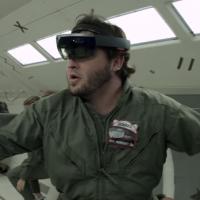Hololens od Microsoftu budou používat na Mezinárodní Vesmírné Stanici (ISS)