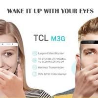 TCL 3S M3G se skenerem oční sítnice v předobjednávce za 139,99 USD