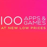 100 Apps & Games: Apple spustil masivní slevy na App Store