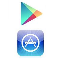 Nejnovější statistika prozradila, že Google Play Store dominuje v počtu stažení, zatímco Apple App Store v ziscích