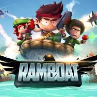 Ramboat: Hero Shooting Game: Zábavná střílečka pro Android a iOS