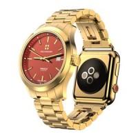 Pinnacle: Analogové hodinky a Apple Watch v jednom