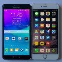 iPhone 6 s 1 GB RAM se v testu rychlosti postavil Galaxy Note 5 se 4 GB RAM a ukázal mu záda