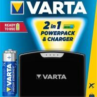 Varta představila nabíječku baterií a mobilní zdroj vjednom